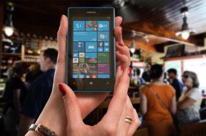 windows phone von microsoft